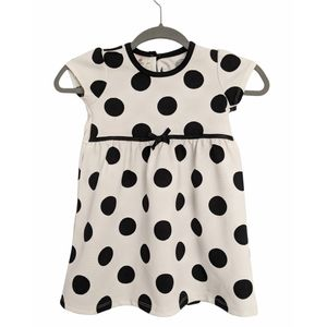 Wonderkids Girl's Polka Dotted Party Dress Size 4T